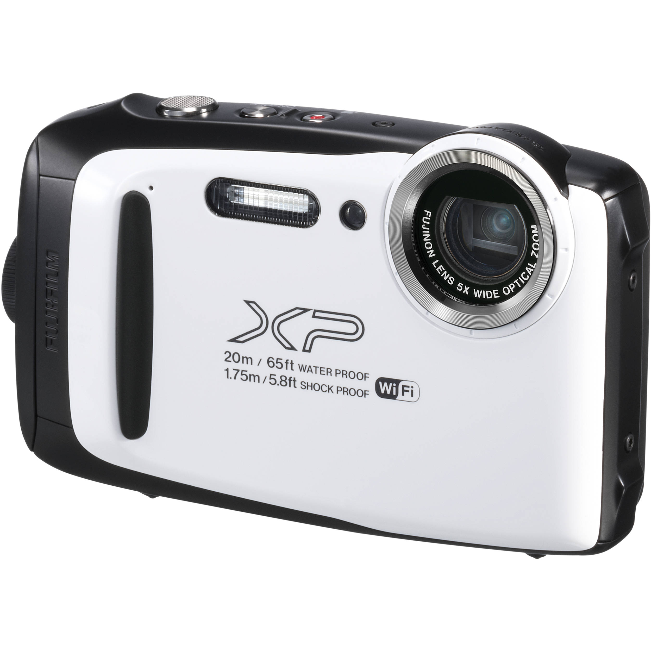 Image of Fujifilm Finepix XP130 Digital Cameras - White