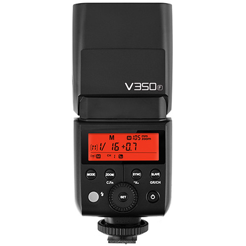 Image of Godox V350F Flash for Fujifilm Cameras