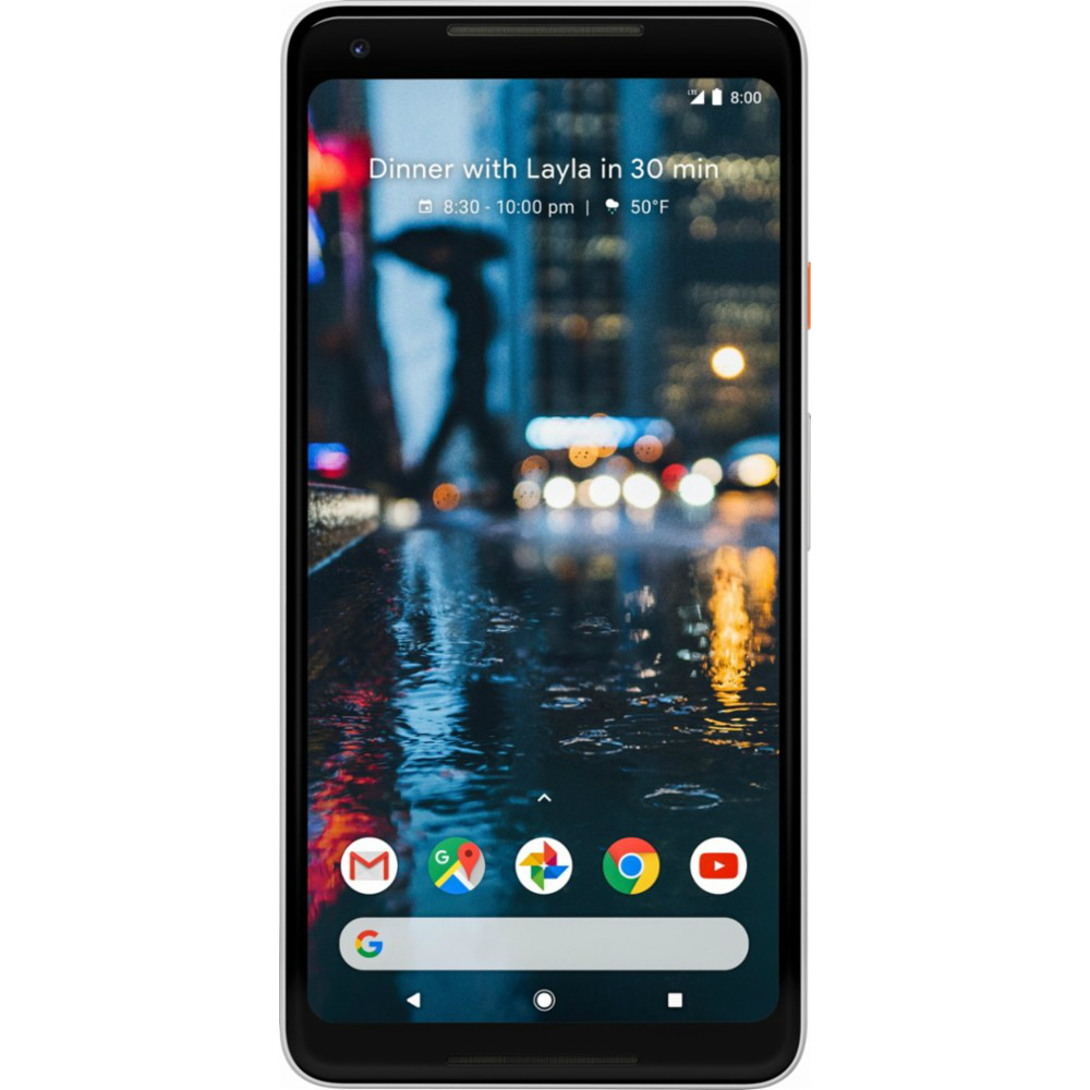 Search and compare best prices of Google Pixel 2 XL 128gb - Black & White in UK