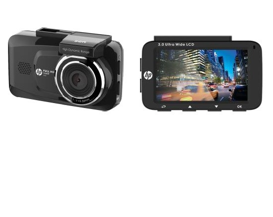 Image of HP f400 Car Camcorder