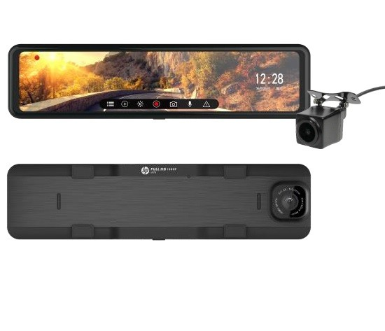 Image of HP s970 Car Camcorder