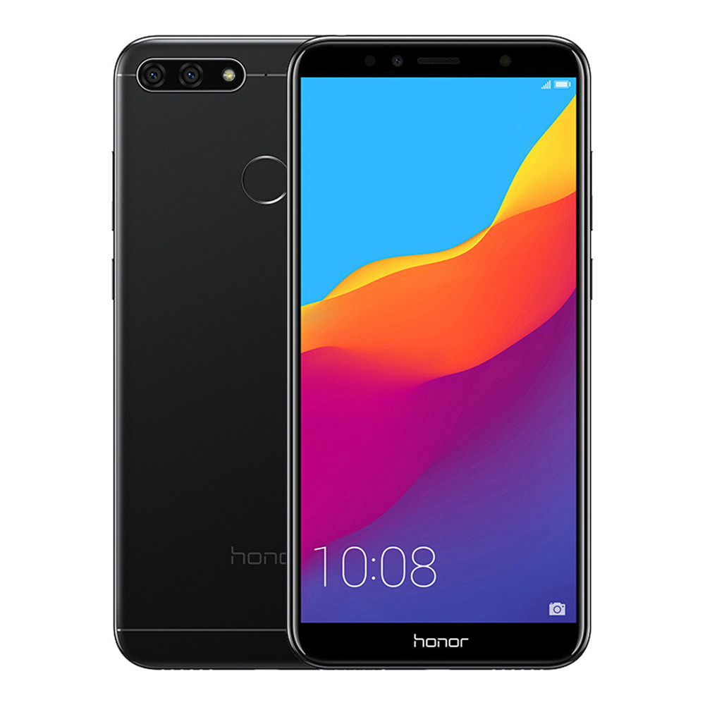 Image of Huawei Honor 7A AUM-AL00 2GB/32GB Dual Sim SIM FREE/ UNLOCKED - Black