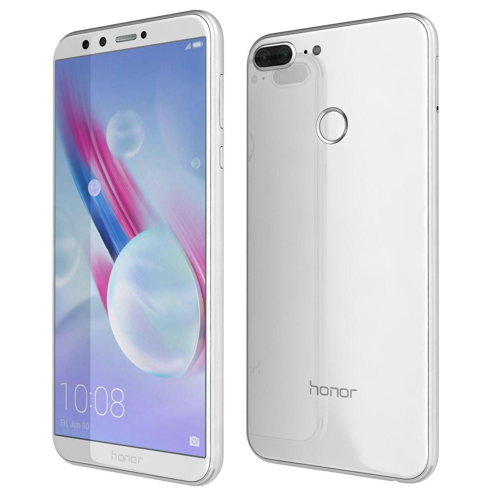 Image of Huawei Honor 9 Lite LLD-AL00 3GB/32GB Dual Sim SIM FREE/ UNLOCKED - White