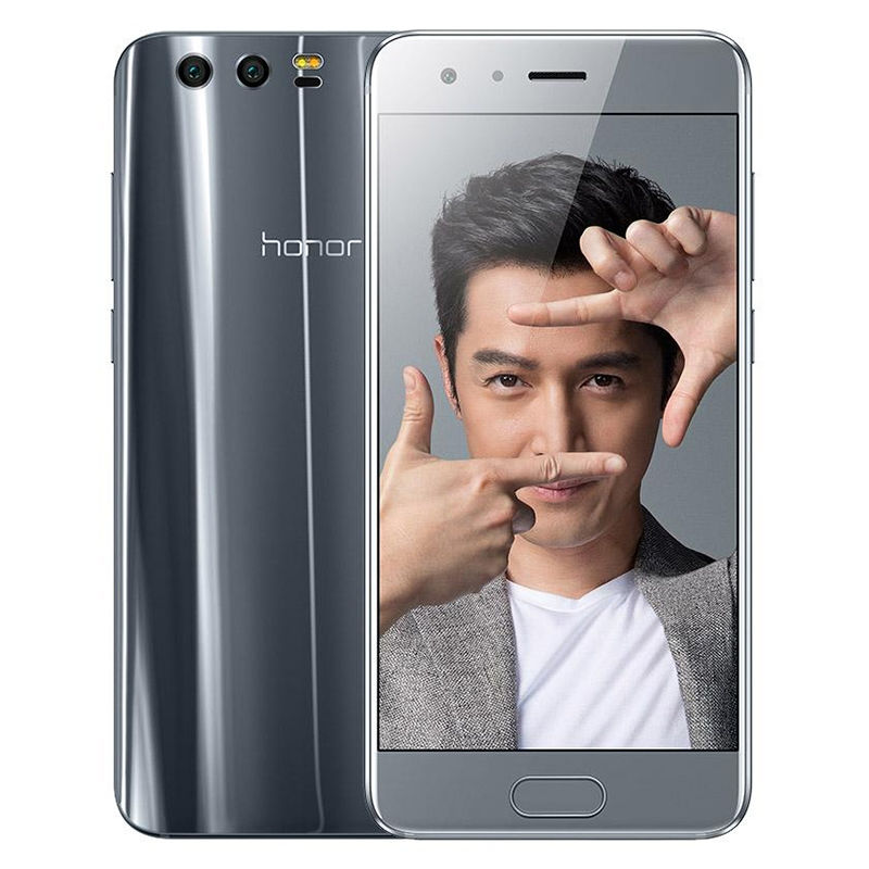 Image of Huawei Honor 9 STF-AL10 6GB/64GB Dual Sim SIM FREE/ UNLOCKED - Grey