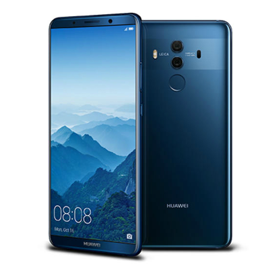 Image of Huawei Mate 10 Pro 6GB/128GB Dual Sim SIM FREE/ UNLOCKED - Midnight Blue