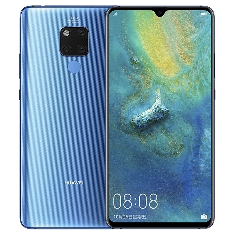 Search and compare best prices of Huawei Mate 20 X EVR-AL00 8GB/256GB Dual Sim SIM FREE/ UNLOCKED - Midnight Blue in UK