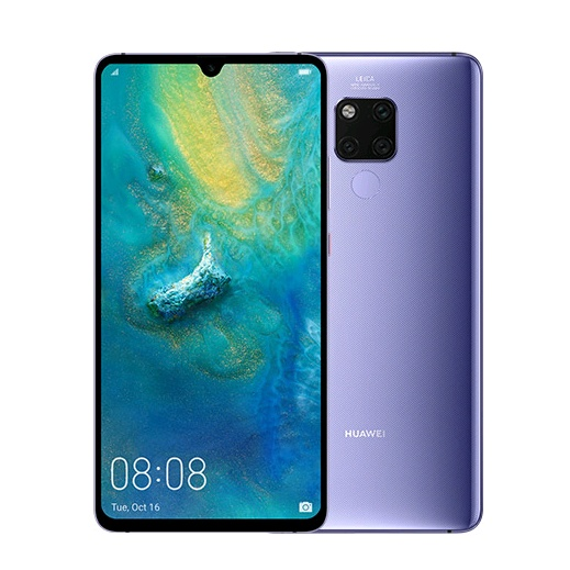 Search and compare best prices of Huawei Mate 20 X EVR-AL00 8GB/256GB Dual Sim SIM FREE/ UNLOCKED - Phantom Silver in UK