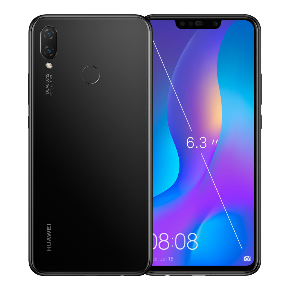 Search and compare best prices of Huawei Nova 3i INE LX2 4GB128GB Dual Sim SIM FREE UNLOCKED Iris Purple in UK