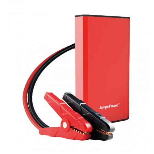 JumpsPower AMG8S Powersports Battery - Pocket Jump Starter With Ingenious Spark-proof Clamp