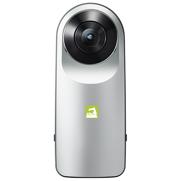 Compare retail prices of LG 360 Cam LGR105 to get the best deal online