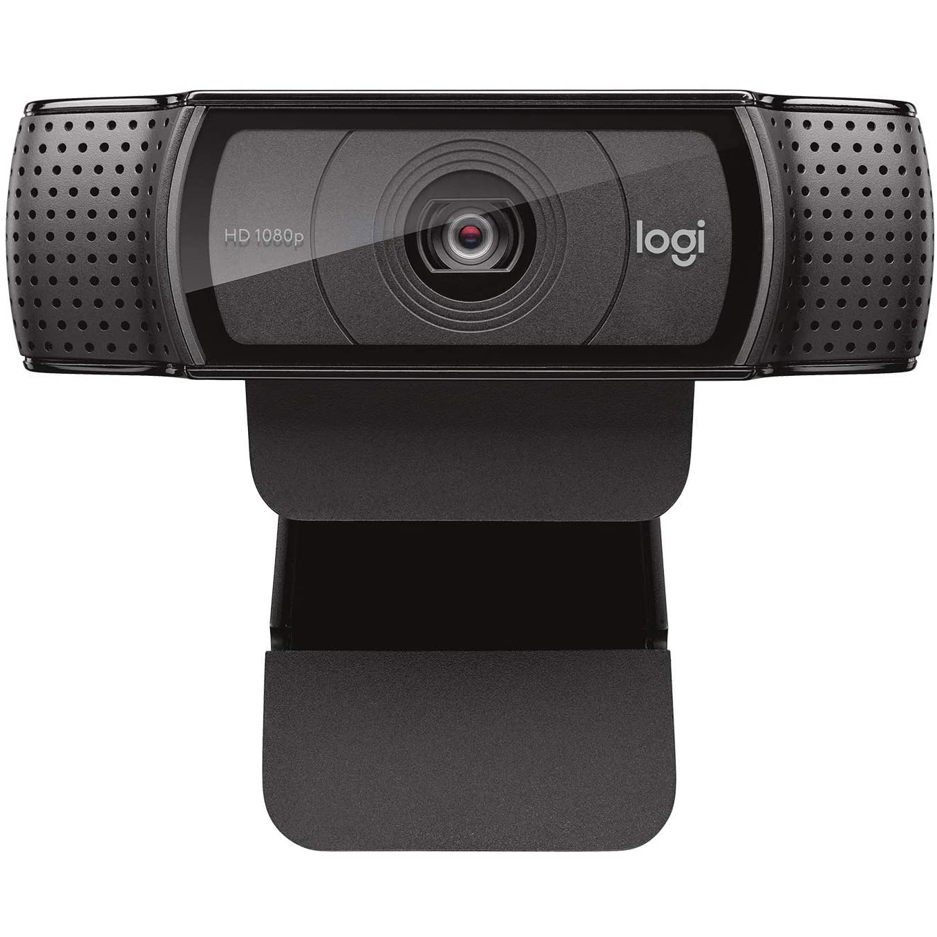 Image of Logitech C920e HD Webcam - Black