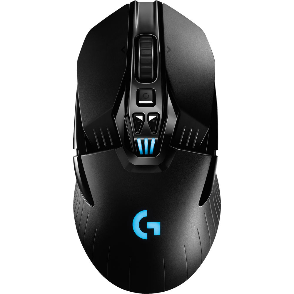 Image of Logitech G903 Lightspeed Wireless Gaming Mouse - Black