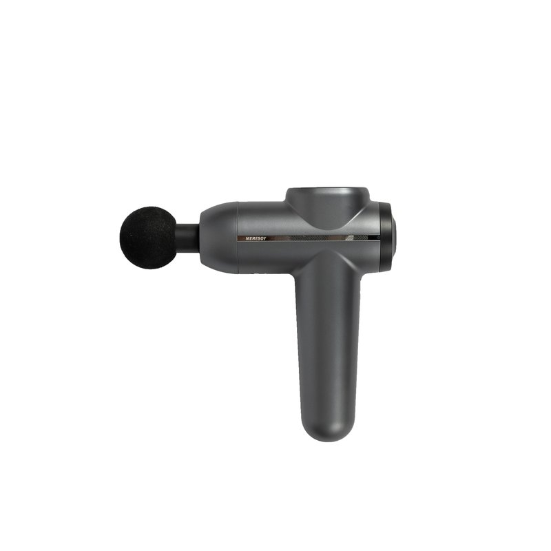 Image of Meresoy Deft Portable Percussion Therapy Massage Gun - Grey