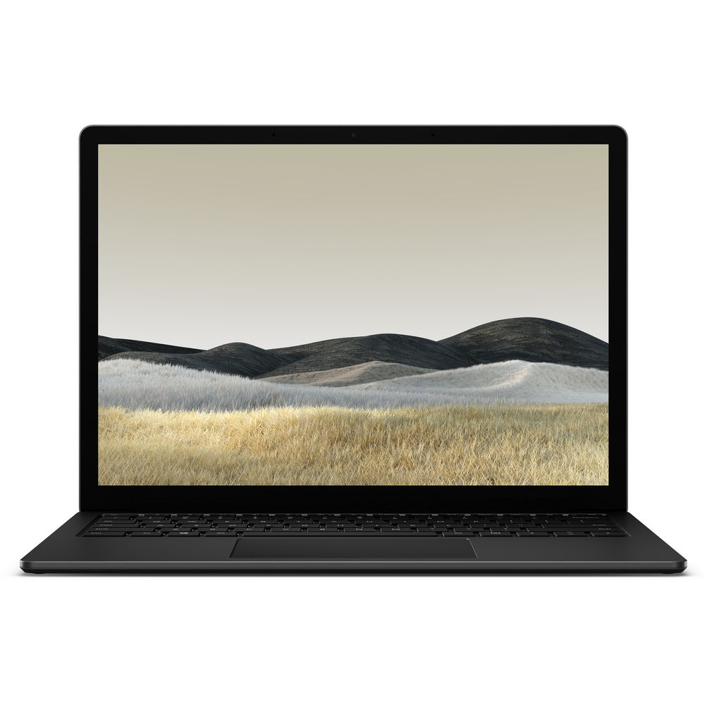 Image of Microsoft Surface Laptop 3 13.5-inch i5 8GB/256GB - Matte Black (US Keyboard)