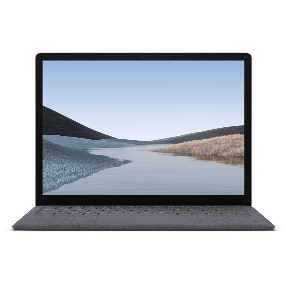Image of Microsoft Surface Laptop 3 13.5-inch i7 16GB/256GB - Platinum (US Keyboard)