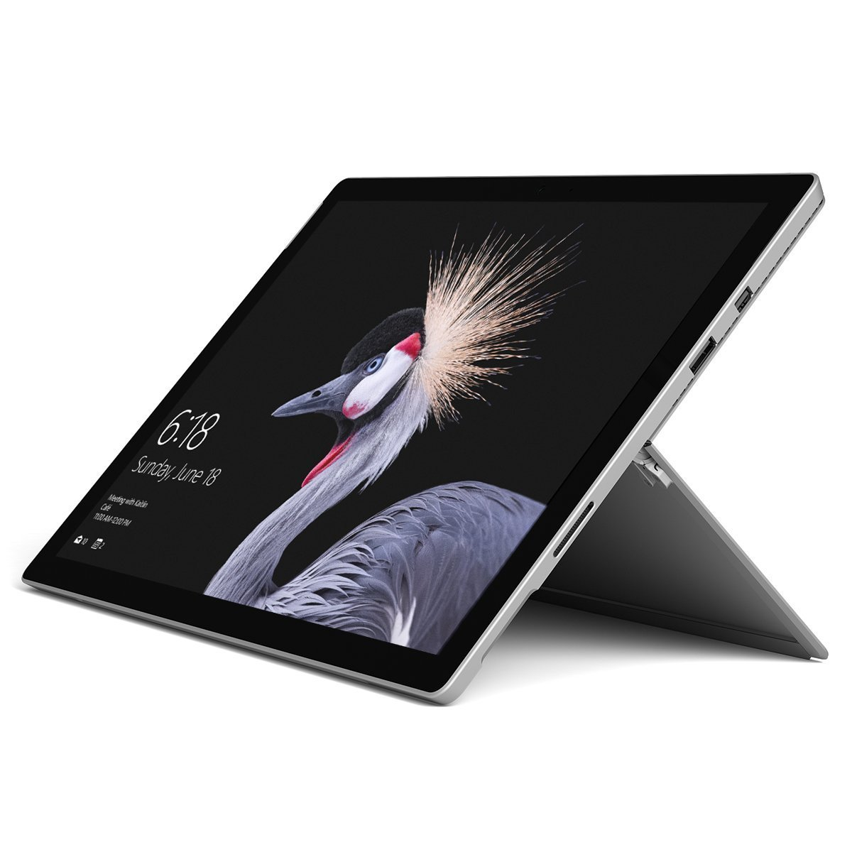 Image of Microsoft Surface Pro (2017) i5 256GB 8GB Ram FJY-00001 [without Keyboard]