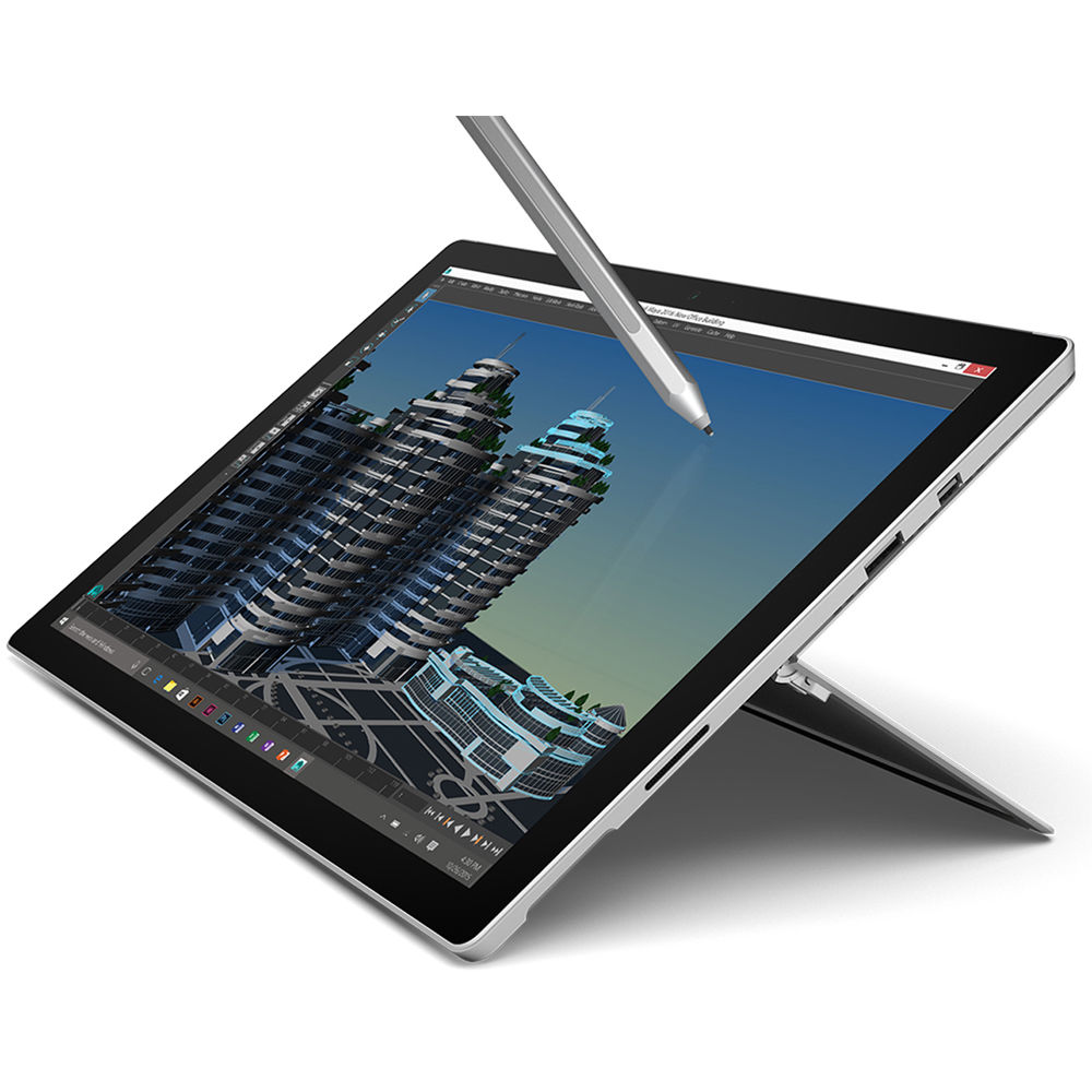 Image of Microsoft Surface Pro 4 i7 1TB 16GB RAM With Surface Pen [without Keyboard]