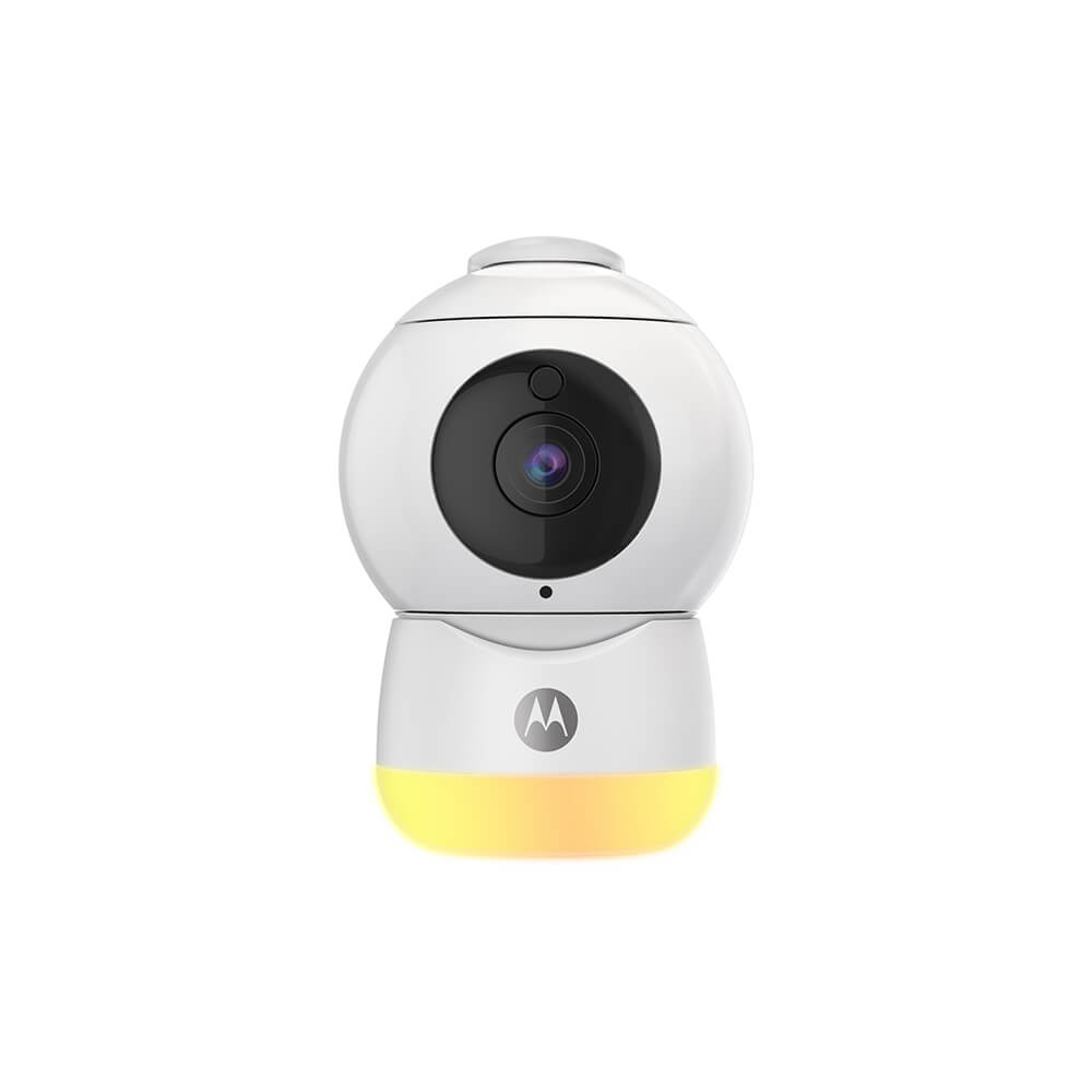 Image of Motorola Peekaboo Wi-Fi Baby Monitor Camera - White