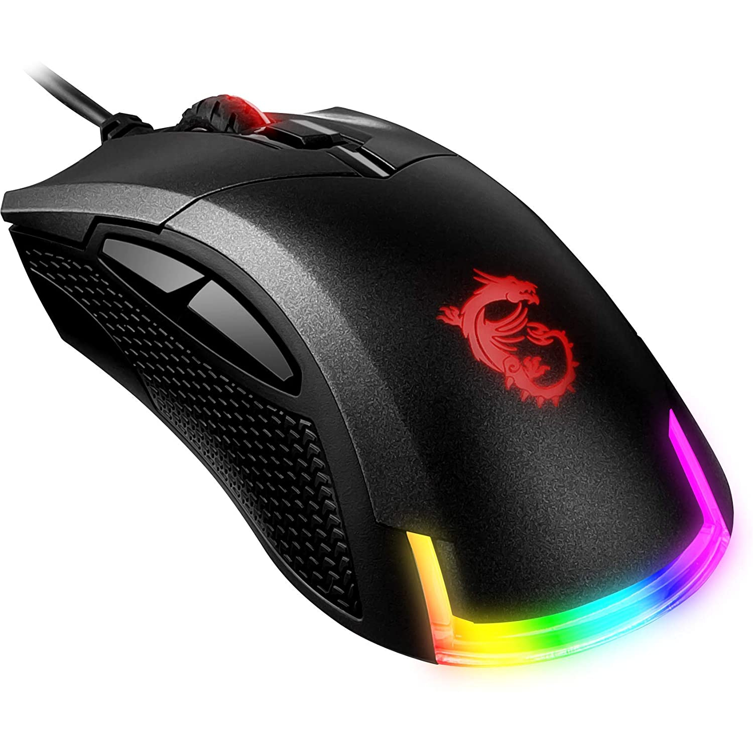 Image of MSI Clutch GM50 Gaming Mouse - Black