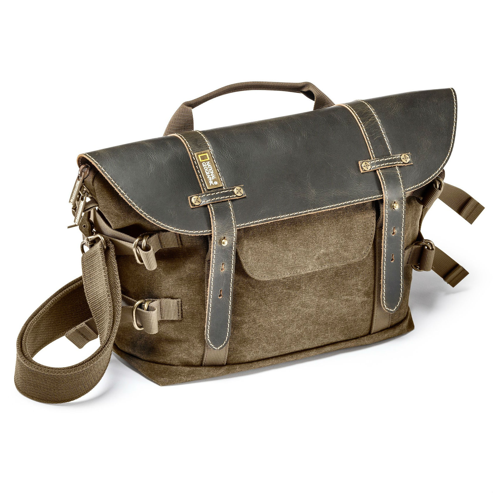 Image of National Geographic Africa Midi satchel - NG A2140