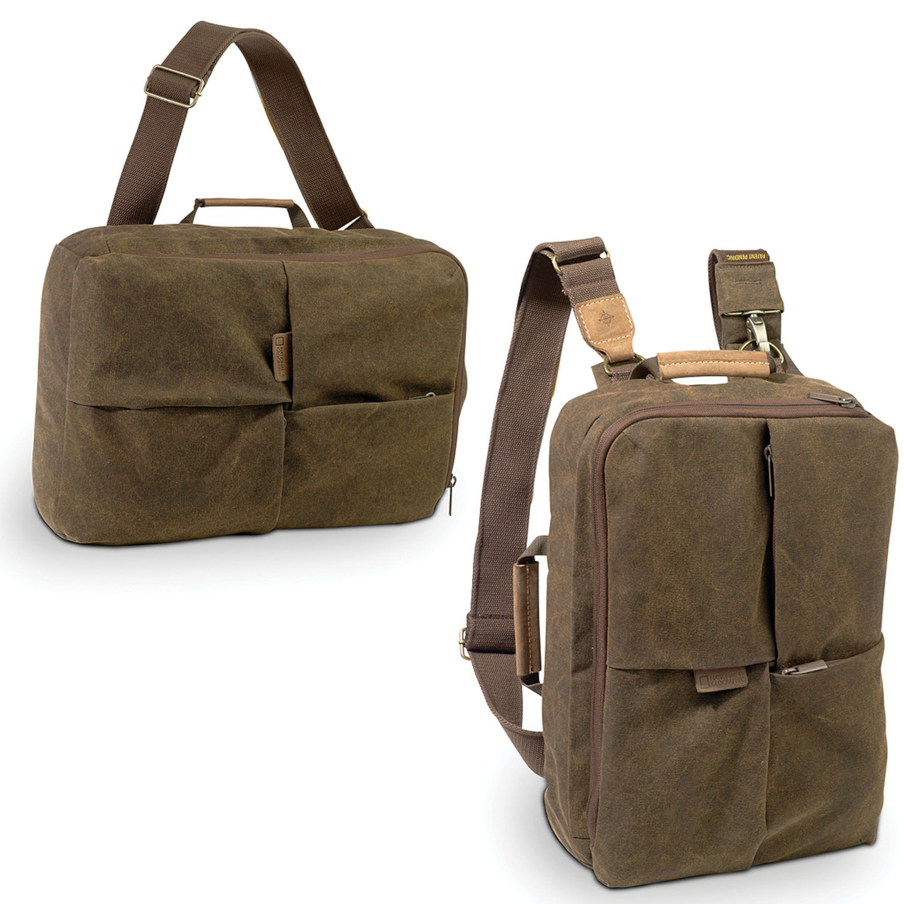 Image of National Geographic Africa Midi Satchel - NG A2540