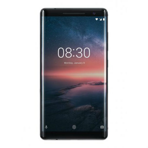 Search and compare best prices of Nokia 8 Sirocco 6GB/128GB Single Sim SIM FREE/ UNLOCKED - Black in UK