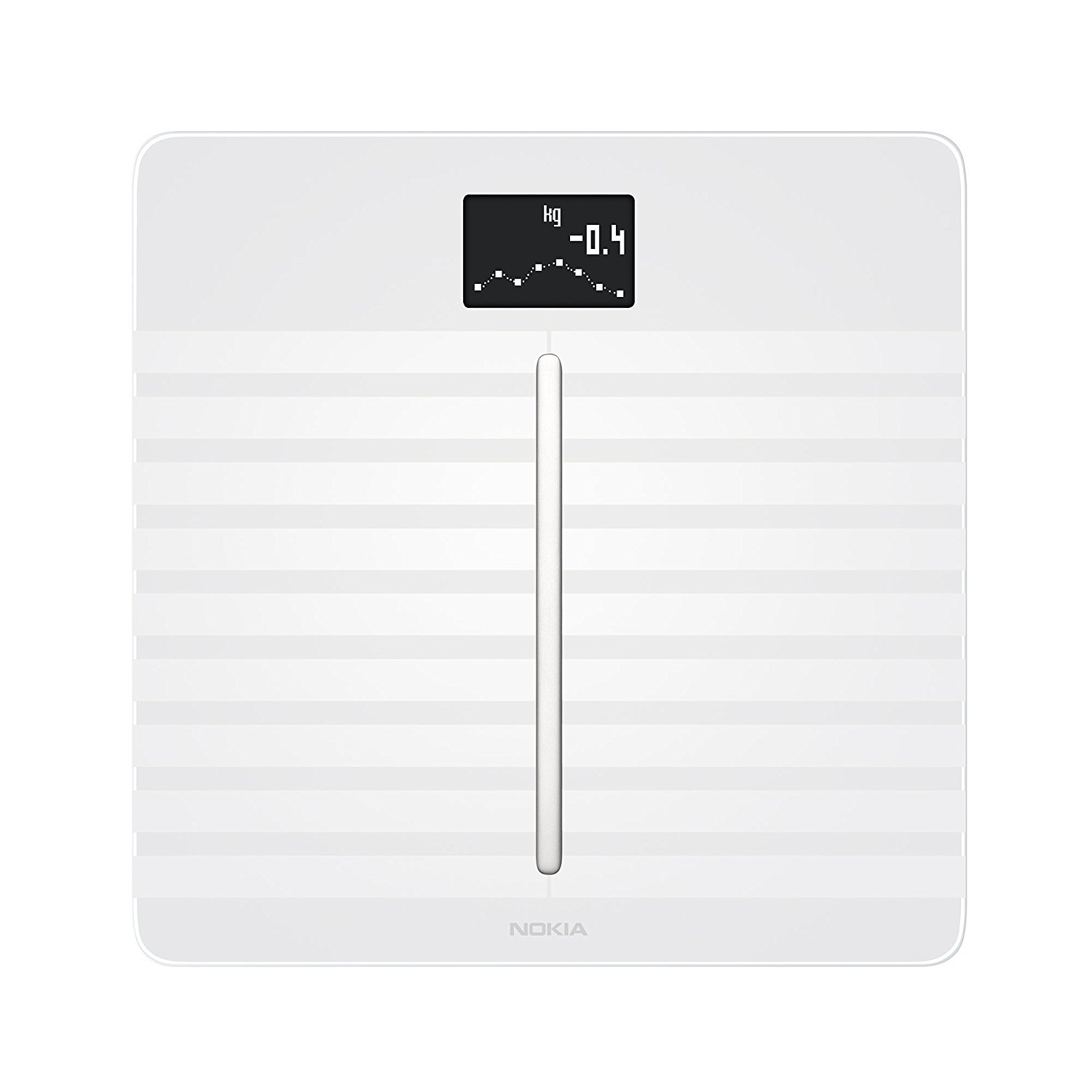 Image of Nokia Body Cardio - Heart Health and Body Composition Scale - Black