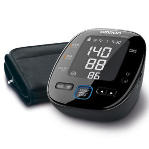 Image of Omron HEM7280T Bluetooth Upper-Arm Blood Pressure Monitor