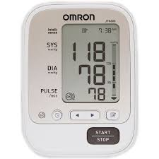 Image of OMRON JPN600 Automatic Blood Pressure Monitor