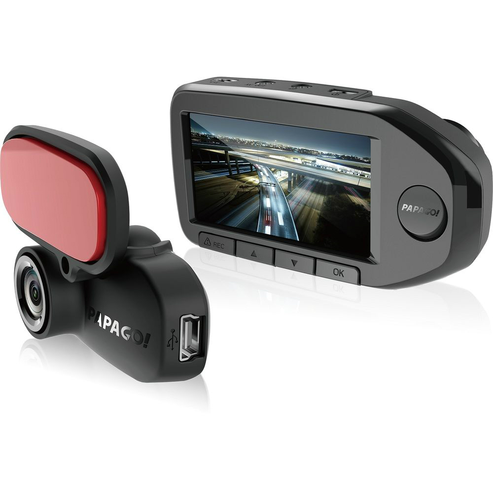PAPAGO GoSafe 530 Dual 2-Channel Car Video Recorder