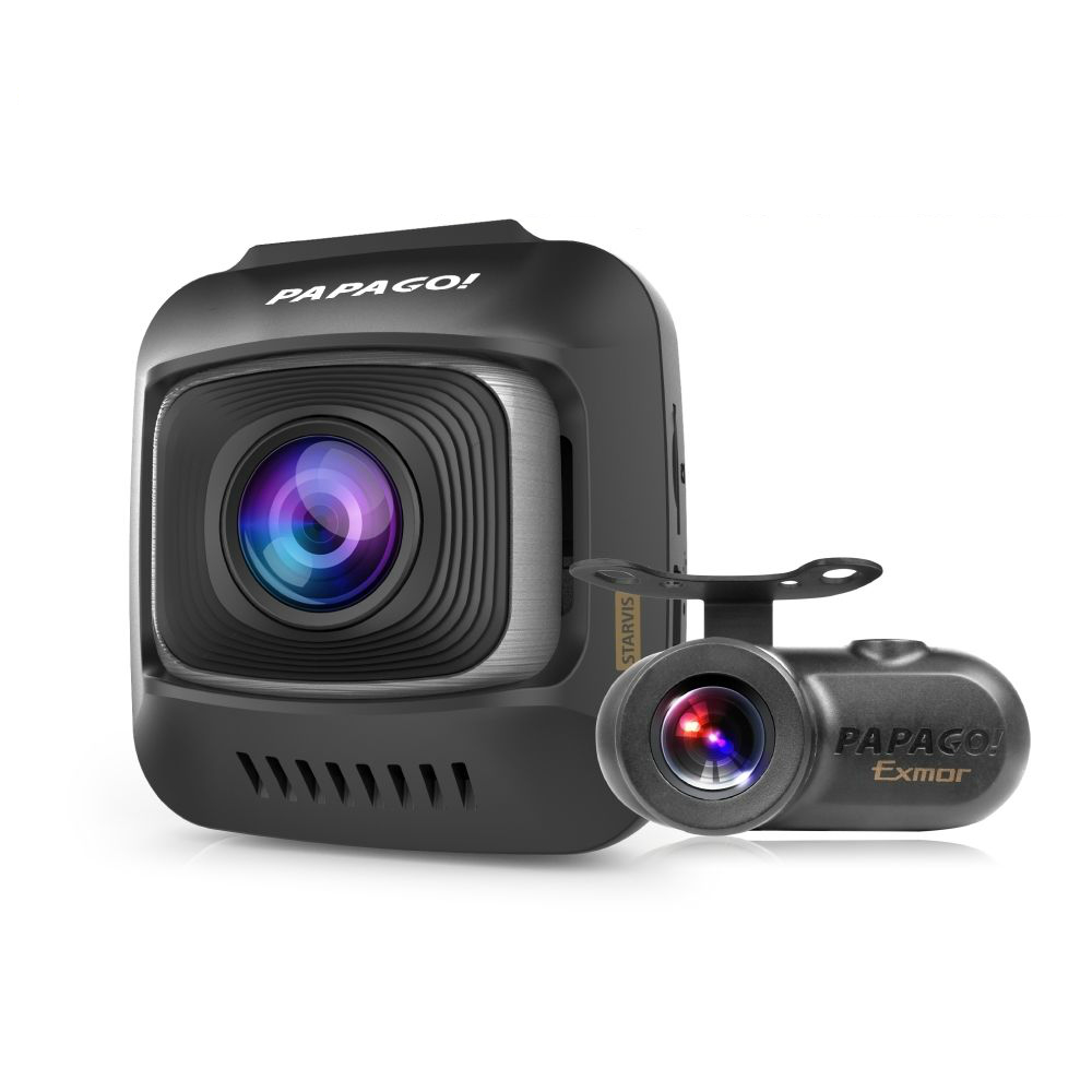 PAPAGO GoSafe S780 2-Channel SONY STARVIS Car Video Recorder