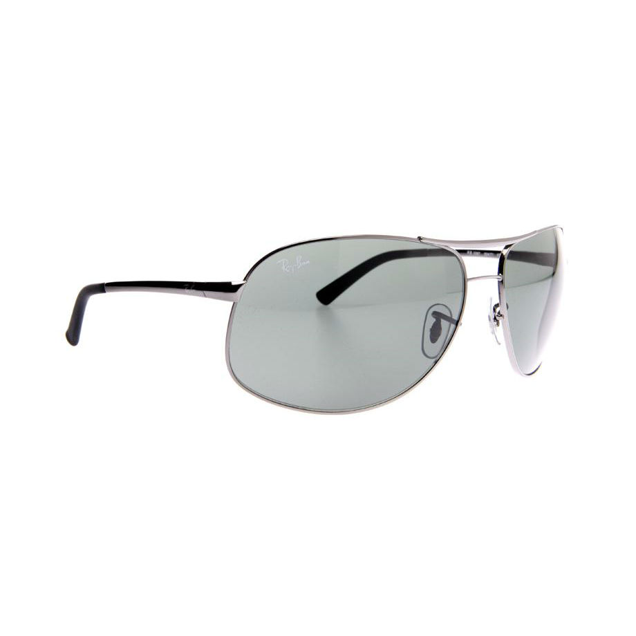 Ray-Ban Sunglasses RB3387 004/71 Size 67 - Gunmetal