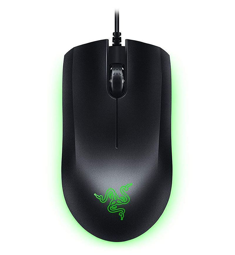 Image of Razer Abyssus Essential Ambidextrous Optical Gaming Mouse - Black