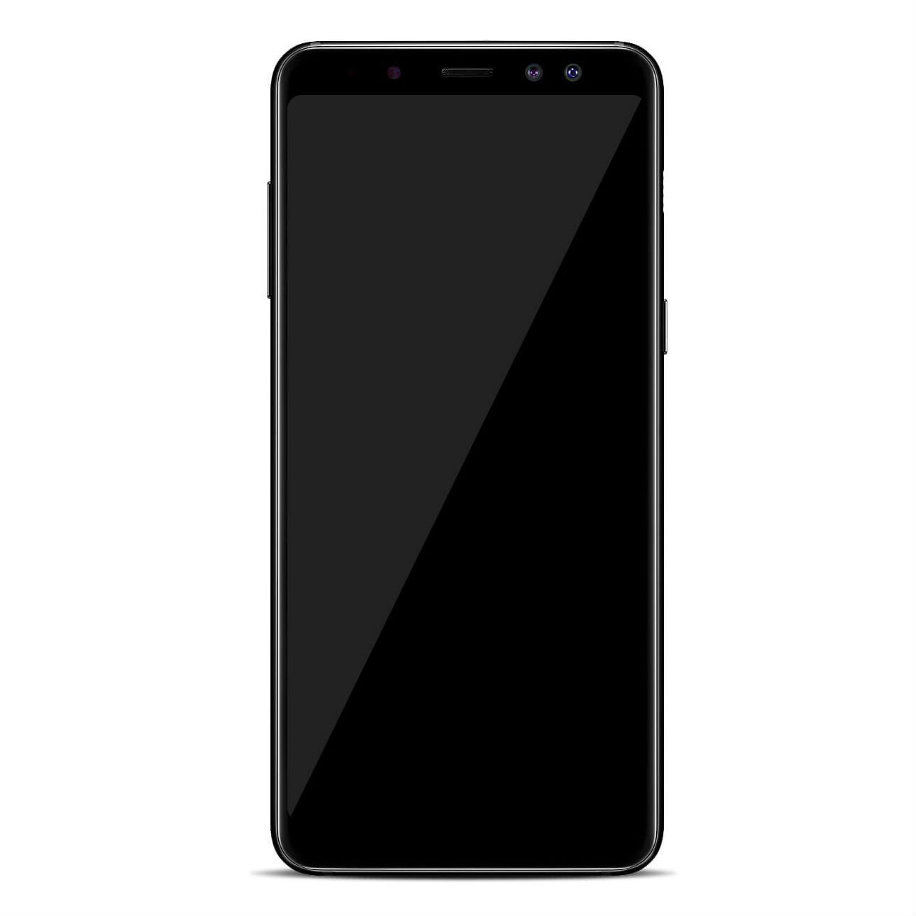 Search and compare best prices of Samsung Galaxy A8 (2018) A530 4GB/32GB Single Sim with Tempered Glass Screen Protector - Black in UK