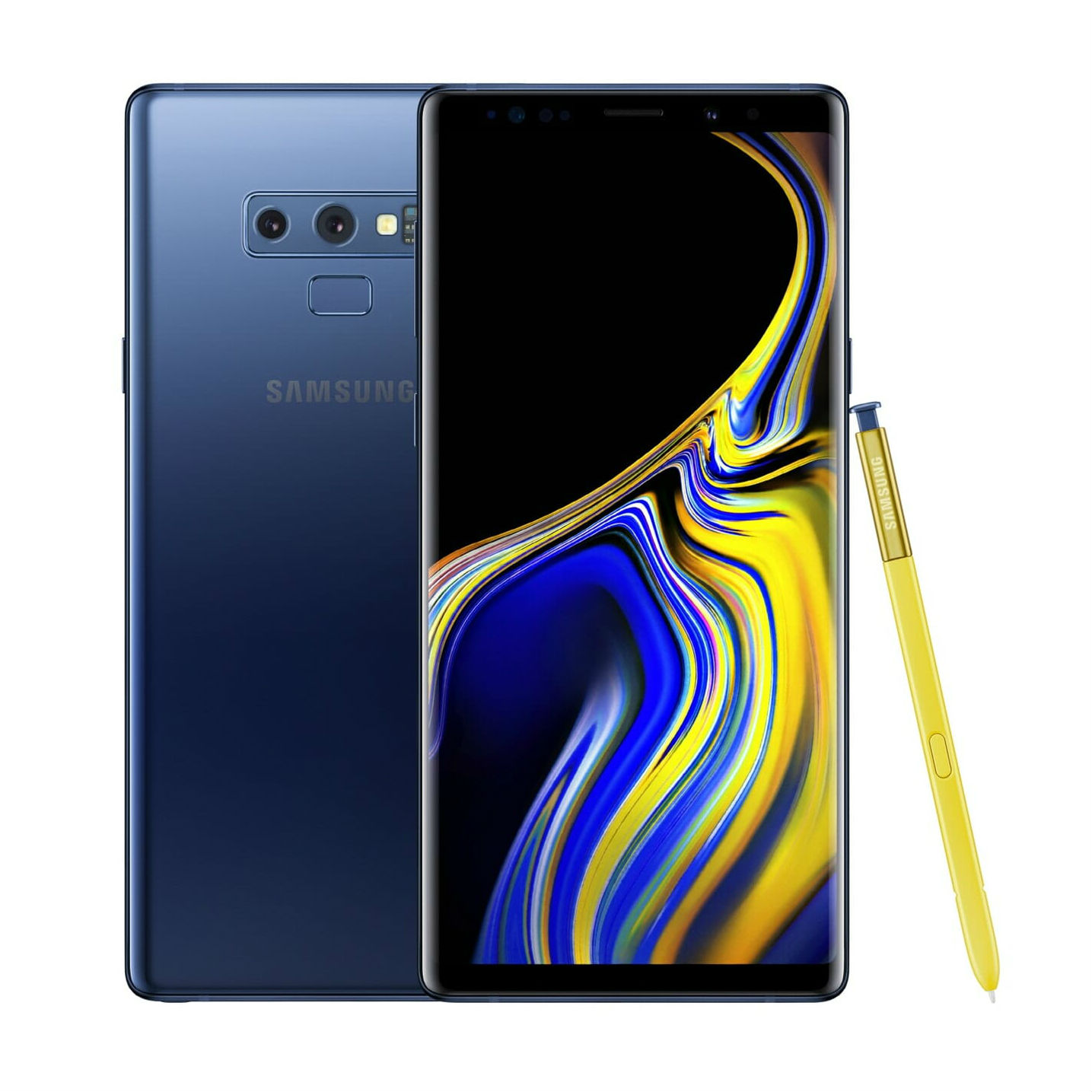Search and compare best prices of Samsung Galaxy Note 9 N9600 6GB/128GB Dual Sim SIM FREE/ UNLOCKED - Ocean Blue in UK
