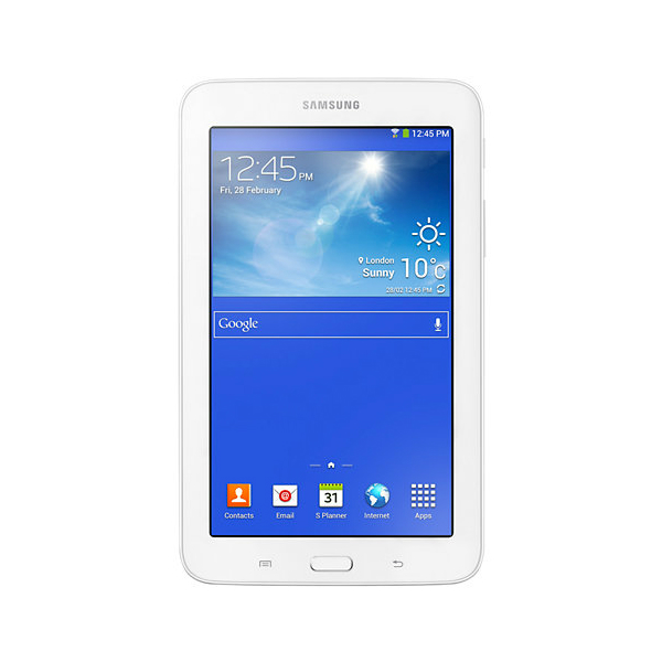 Image of Samsung Galaxy Tab 3 Lite 7.0 VE T113 8GB Wifi - White