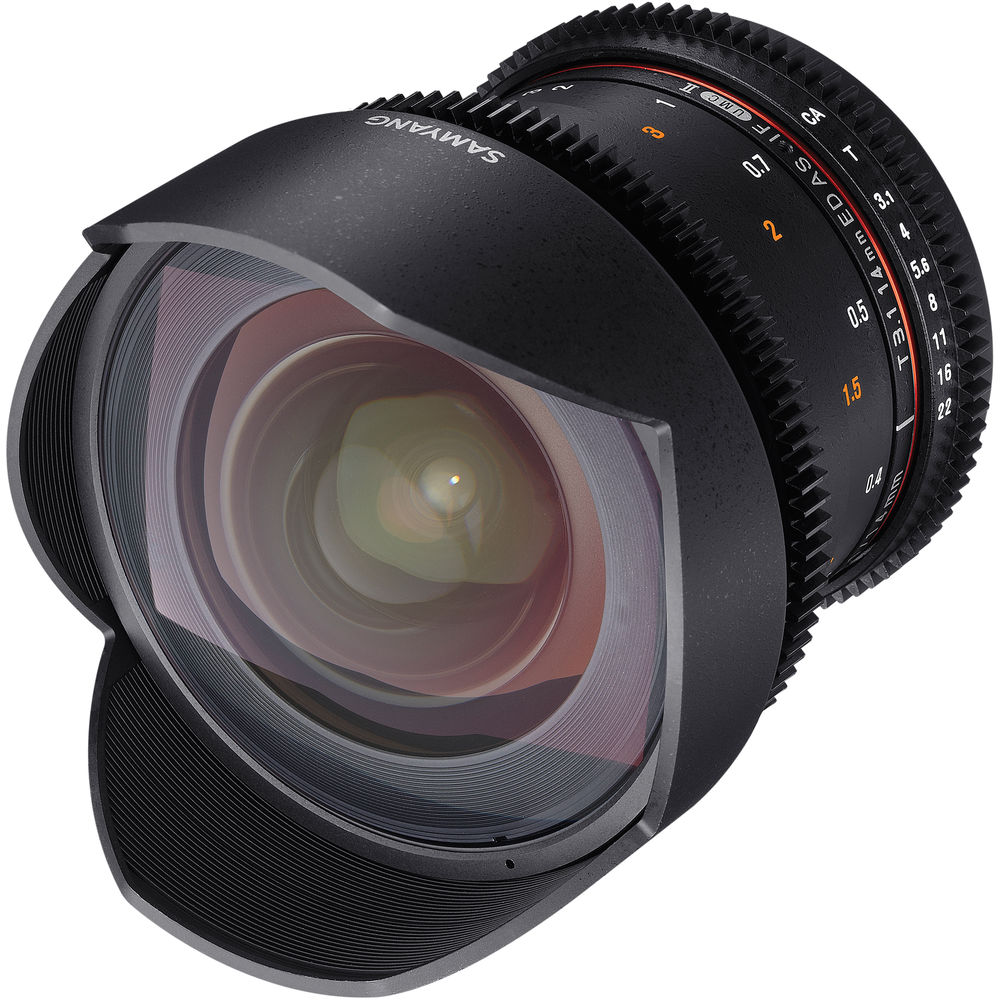 Image of Samyang 14mm T3.1 VDSLR II ED AS IF UMC Lenses for Sony E-Mount