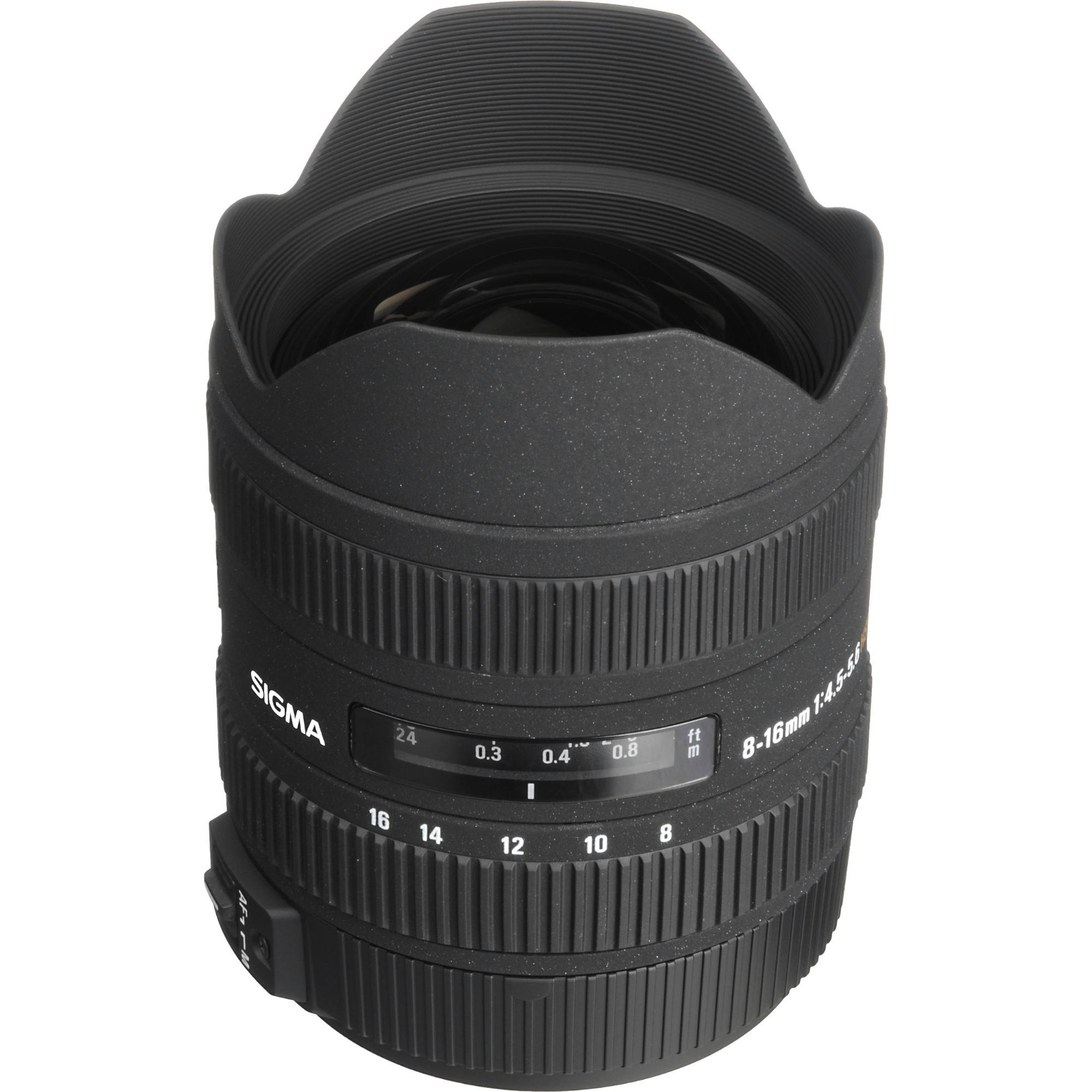 Image of Sigma 8-16mm f/4.5-5.6 DC HSM Lens For Canon Mount