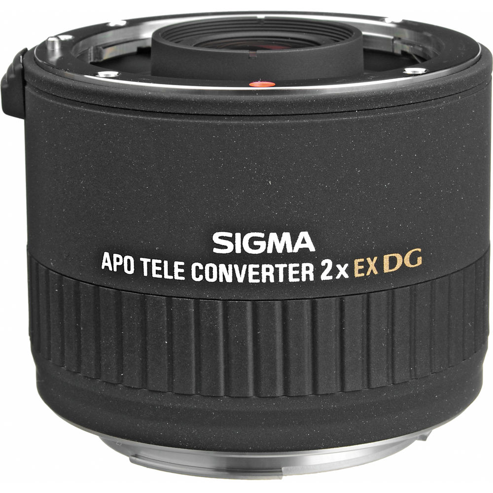 Image of Sigma AF 2X EX DG APO Teleconverter Lens For Canon Mount