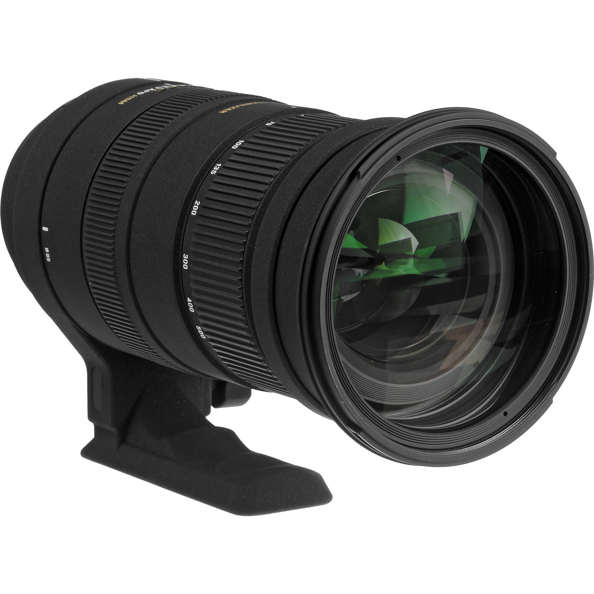 Image of Sigma APO 50-500mm f/4.5-6.3 DG OS HSM Lens For Canon Mount