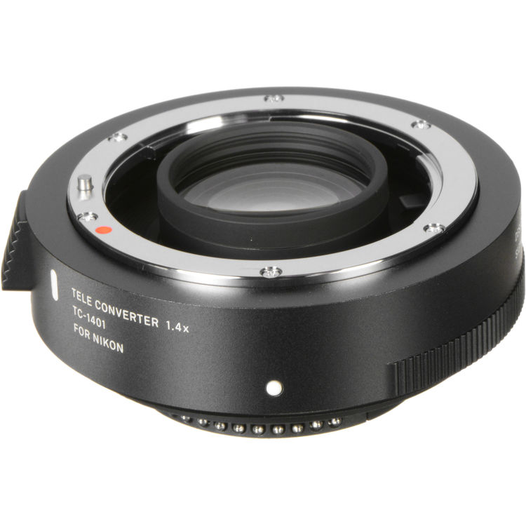Image of Sigma TC-1401 1.4x Teleconverter for Nikon F mount