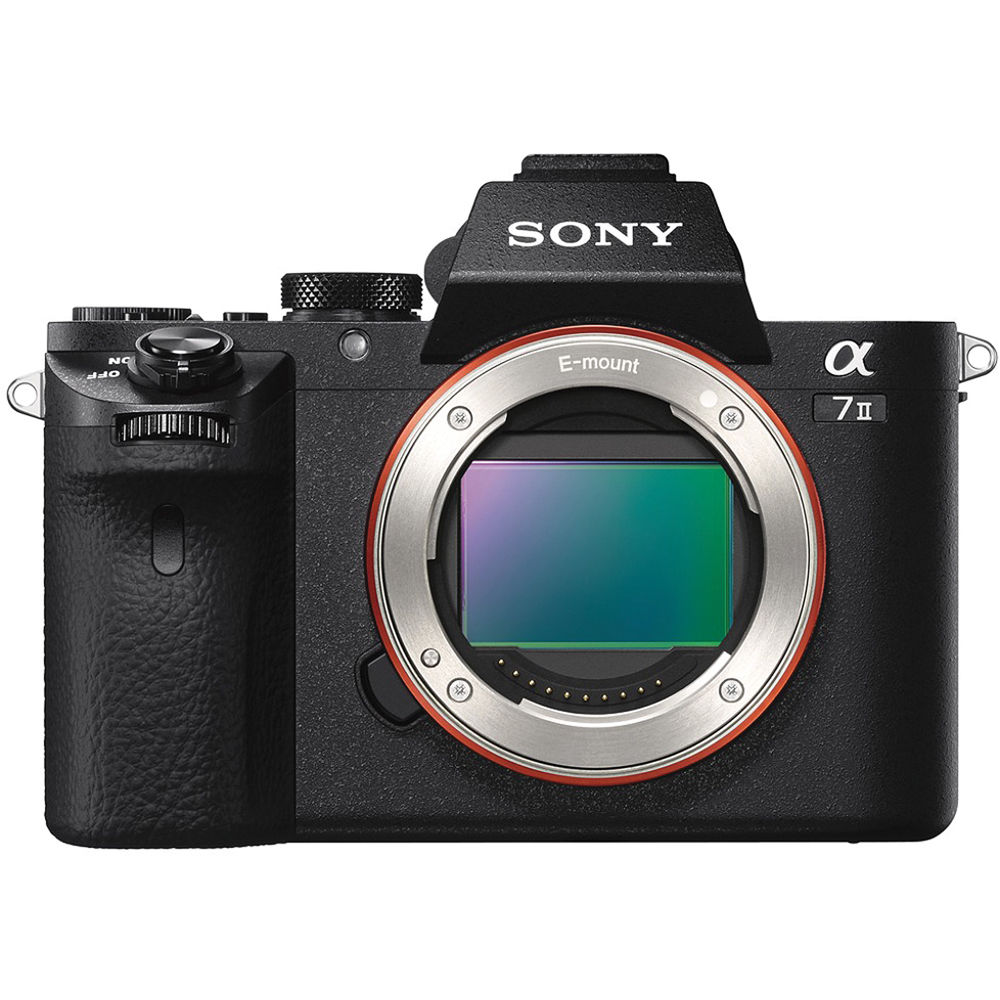 Image of Sony Alpha A7II Body Only Mirrorless Digital Camera ILCE-7M2