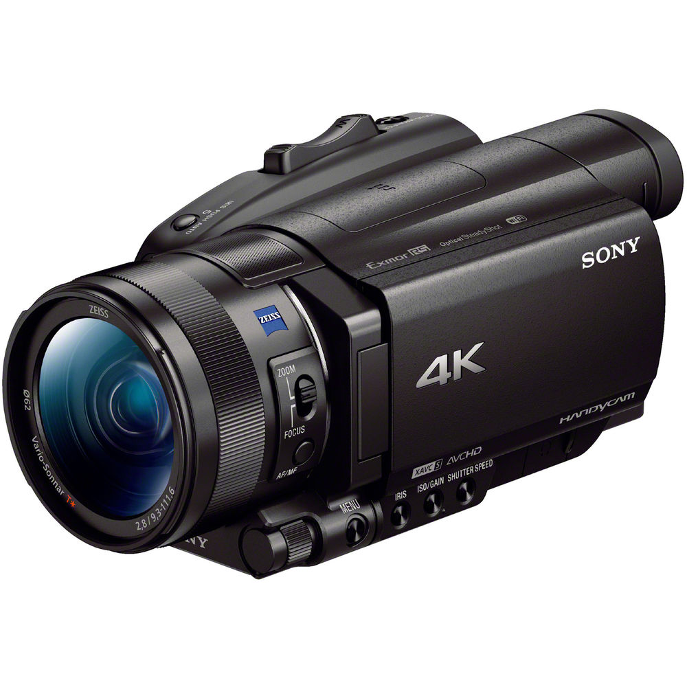 Image of Sony FDR-AX700 4K HDR Camcorder