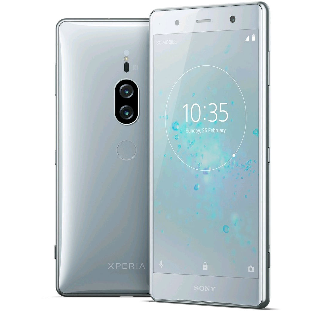 Search and compare best prices of Sony Xperia XZ2 Premium H8166 6GB/64GB Dual Sim SIM FREE/ UNLOCKED - Silver Mobile in UK