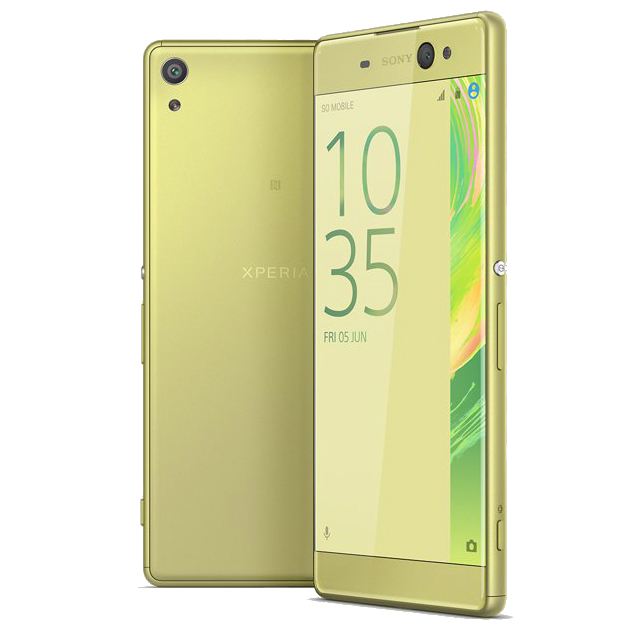 Image of Sony Xperia XA Ultra F3216 16GB Dual sim Mobile Phone - Lime Gold