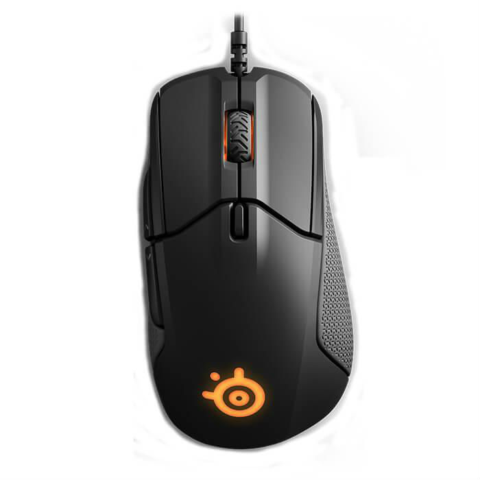 Image of SteelSeries Rival 310 Ergonomic Gaming Mouse Engineered For Esports - Black