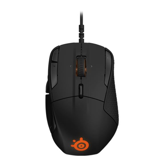 Image of SteelSeries Rival 500 5-Button Gaming Mouse with Tactile Alerts