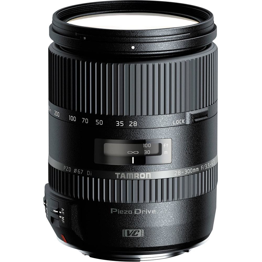 Image of Tamron 28-300mm f/3.5-6.3 Di VC PZD Lenses for Canon mount