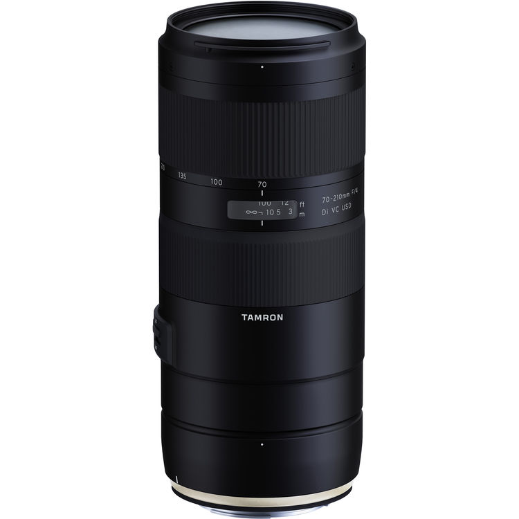 Image of Tamron 70-210mm f/4 Di VC USD Lens for Canon mount (A034)