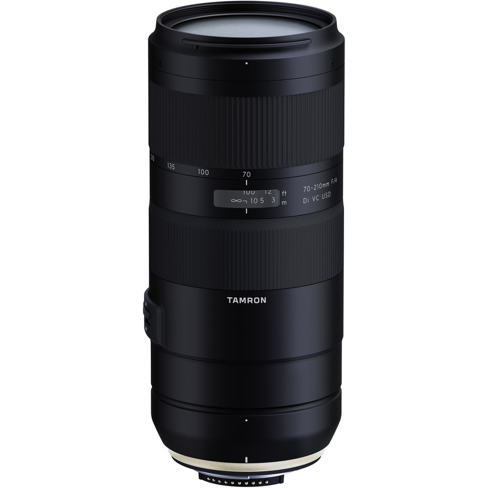 Image of Tamron 70-210mm f/4 Di VC USD Lens for Nikon mount (A034)
